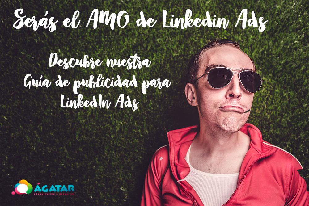 linkedin ads publicidad