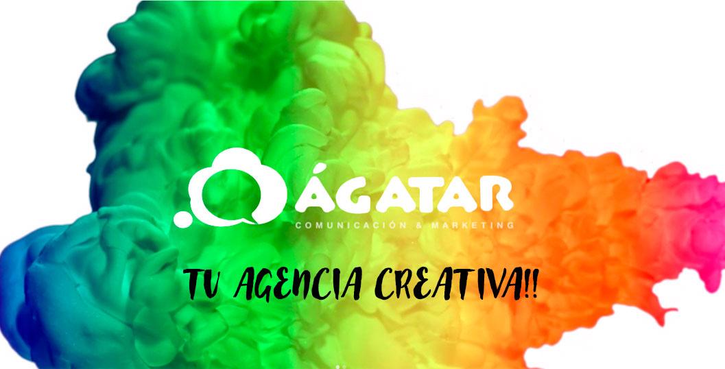 agencia de publicidad agatar es agencia creativa