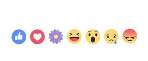 flor morada facebook