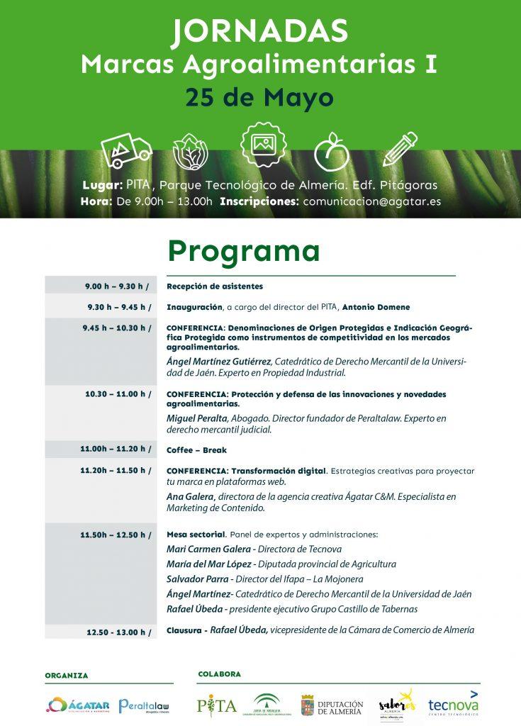 organizacion de eventos marcas agroalimentarias