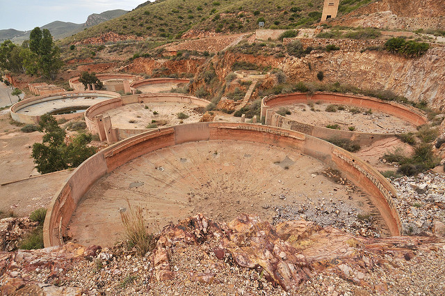 sitios que visitar en almeria minas de oro