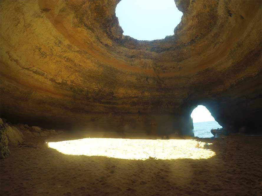 cueva oculta algarve